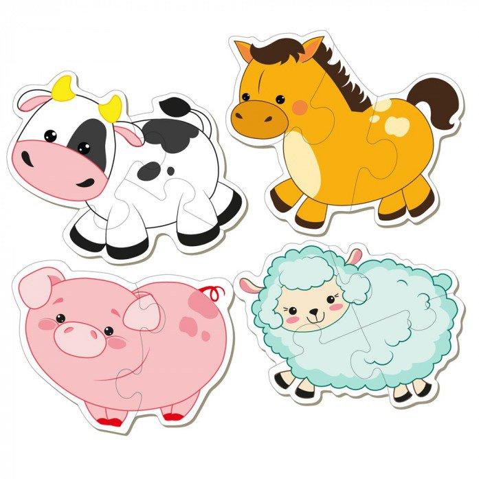 Распечатать картинки с животными цветные
